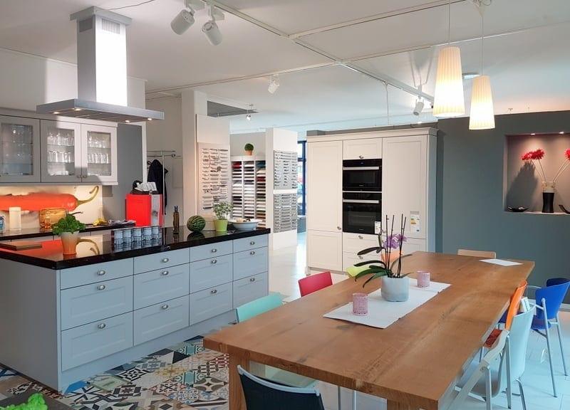 Küchenstudio mieten
